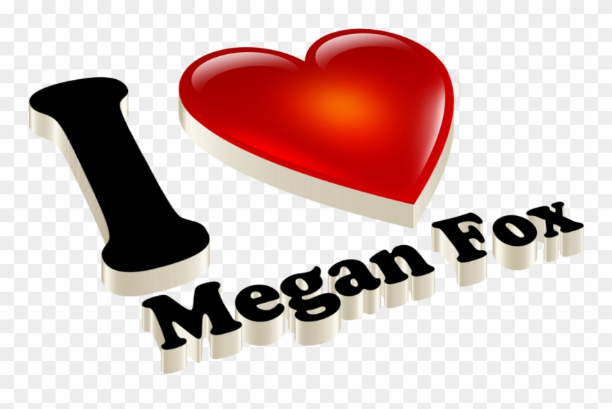 Megan Fox Clip Art