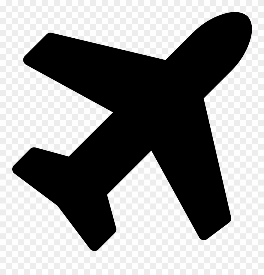 Air Airport Plane Icon Plane Icon Vector Png Clipart 2058533