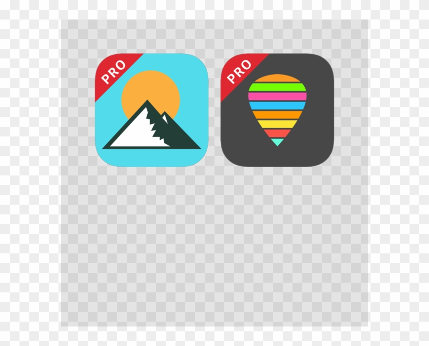 Hiking And Car Finder Bundle Graphic Design Clipart 2061845