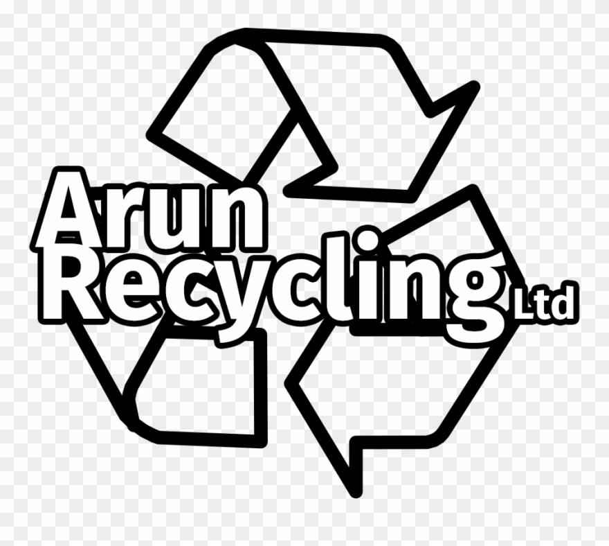 Logo Simbolo De Reciclaje Para Colorear Clipart 2062011
