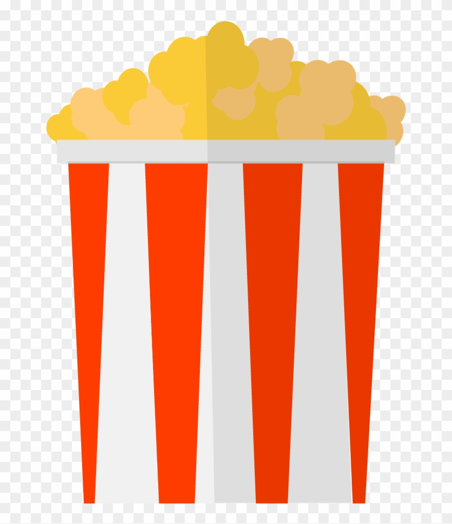 Movie Theatre Clipart - See A Movie Cartoon - Png Download (#25875) -  PinClipart