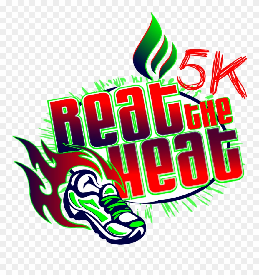 16th Annual 2018 Beat The Heat 5k Runwalk Pennsylvania Clipart