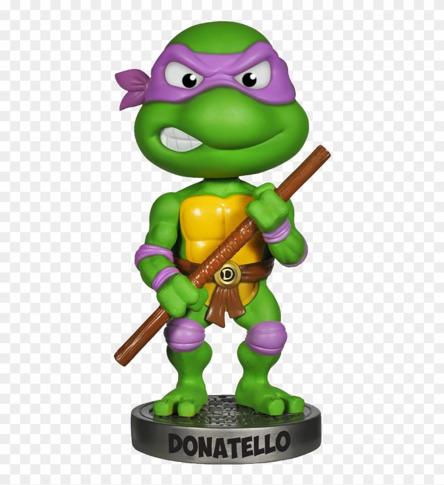 Teenage Mutant Ninja Turtles-Donatello Funko WACKY WOBBLER