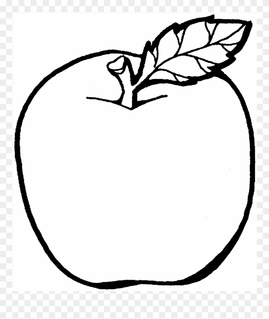 Free Coloring Pages From Primarygames - Fruits Drawing For Colouring ...
