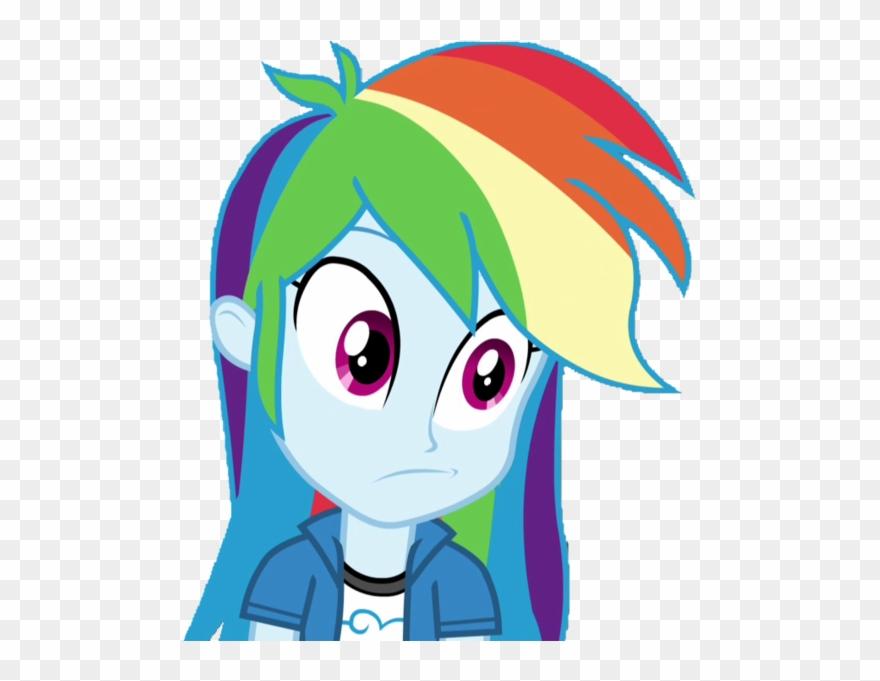 Fella, Cute, Dashabetes, Equestria Girls, Faic, Female, - Rainbow Dash My  Little Pony Equestria Girls Vector Clipart (#211496) - PinClipart