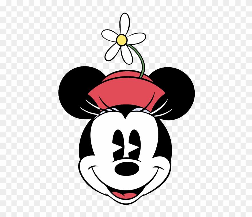 Minnie mouse classic. Clip art of disney