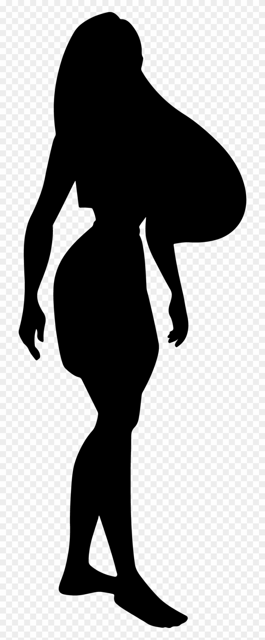 photograph regarding Free Printable Disney Silhouettes identified as Disney Princess Silhouette No cost Printables - Disney Princess