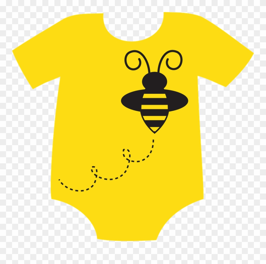 Baby yellow. Clipart cloth onesie png