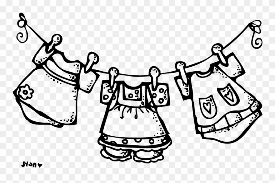 Free Clothes Cliparts Bw, Download Free Clip Art, Free Clip Art on Clipart  Library