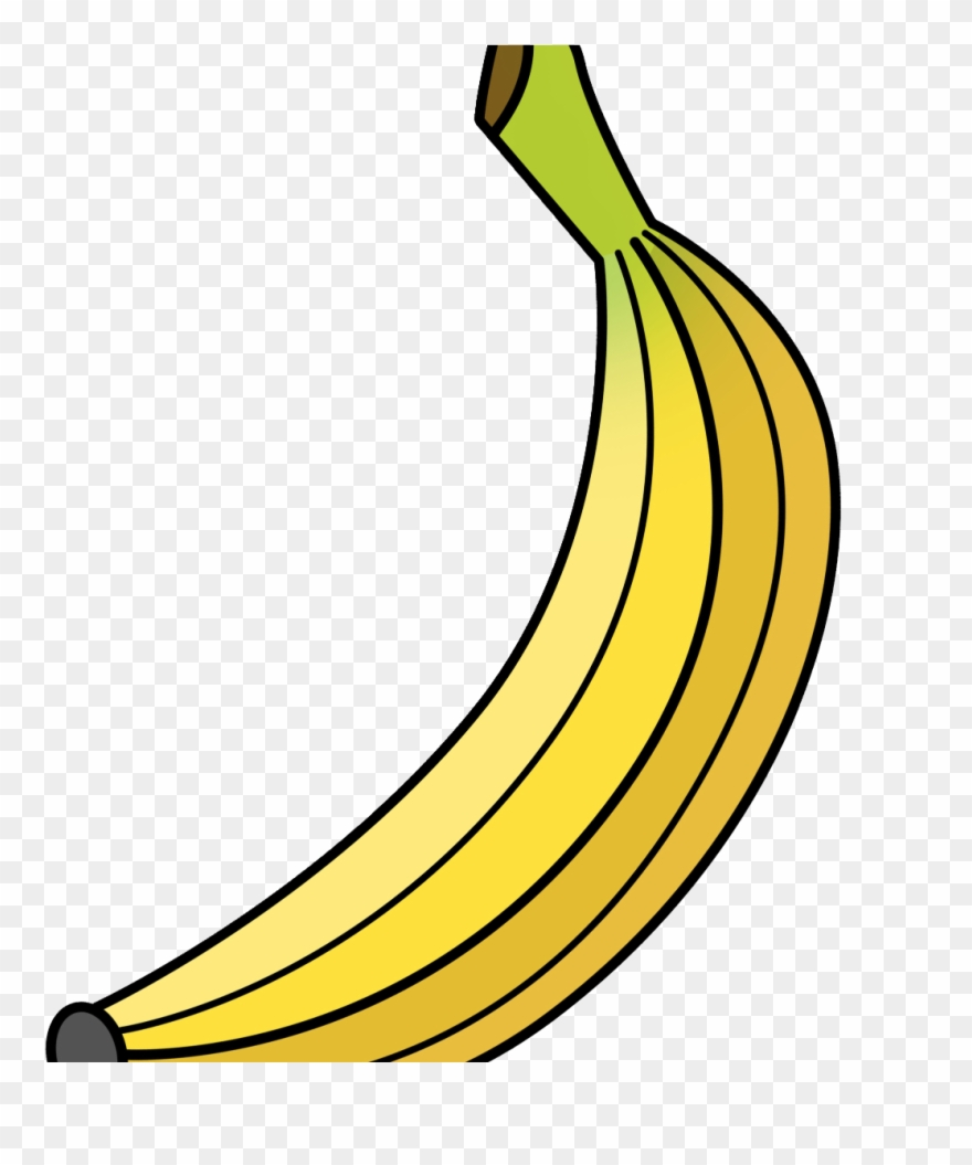 Banana drawing. Chemical bottle save the