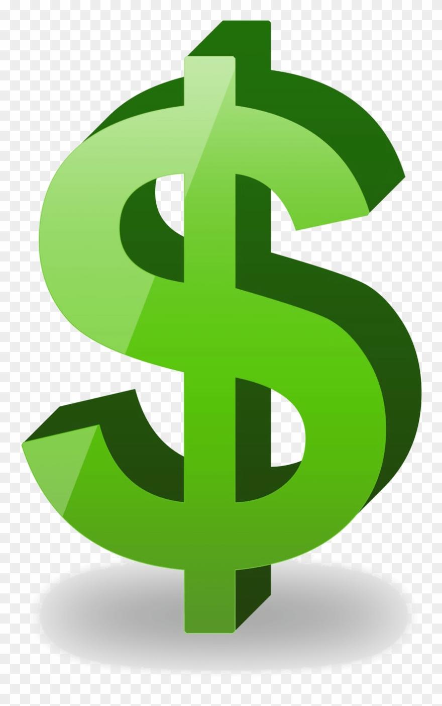 Dollar sign us. Bill clipart free pumpkin