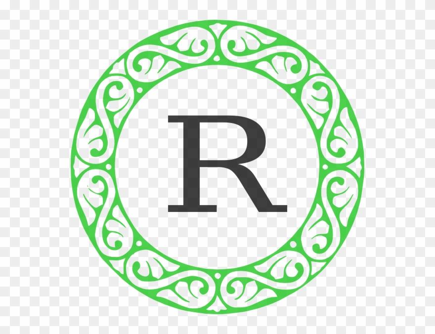 78eb578692003 R Clip Art At Clker Com Online - Letter K Monogram Png Transparent ...