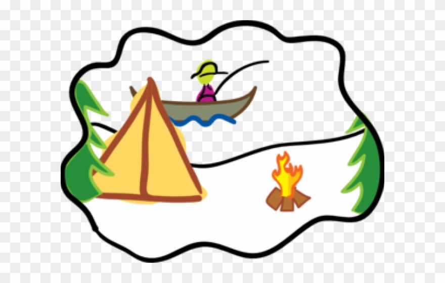 Free Clipart Camping Png Download 2104605 Pinclipart