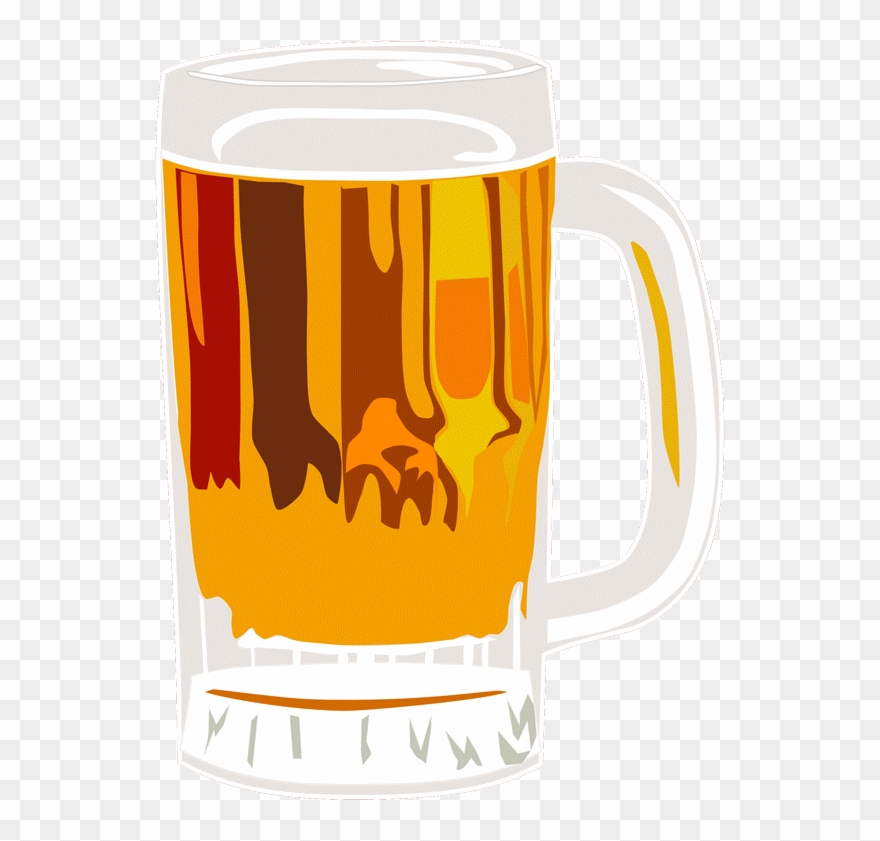 Cartoon Transparent Transparent Background Beer