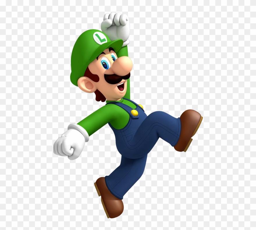 Luigi mario brothers. Super clipart pinclipart