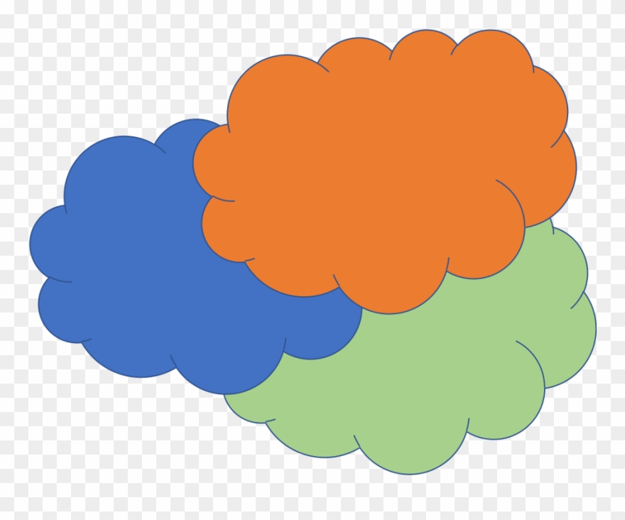 Multicloud Is The New Normal Today Seedless Fruit Clipart