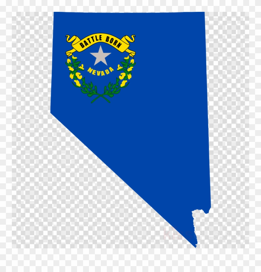 Nevada State Blue Clipart 2139943 Pinclipart
