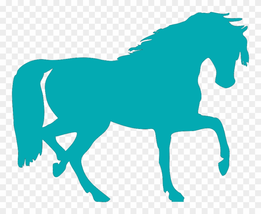 Facebook - Twitter - Horse Images For Cricut Clipart