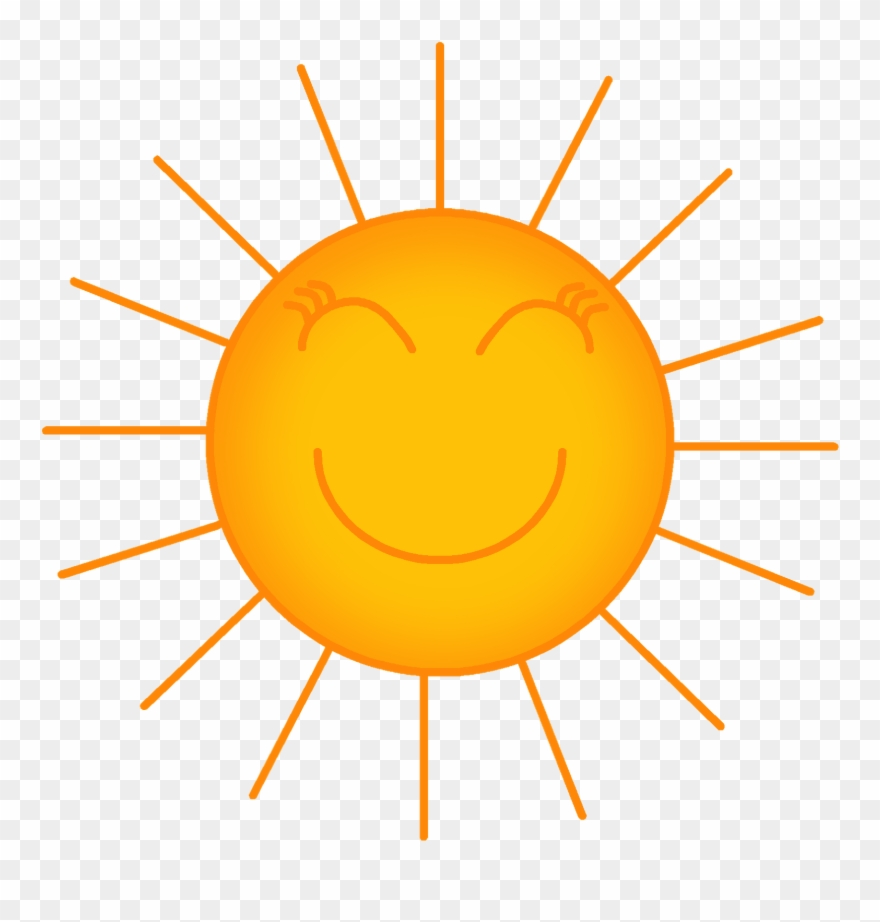 Cant Find The Perfect Clip Art - Realistic Sun Clip Art