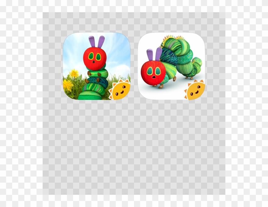 My Very Hungry Caterpillar And Ar Bundle On The App The Very