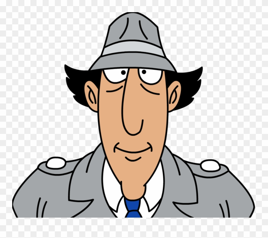 0be80db9e2db7 List Of Synonyms And Antonyms Of The Word Inspector - Inspector Gadget  Clipart