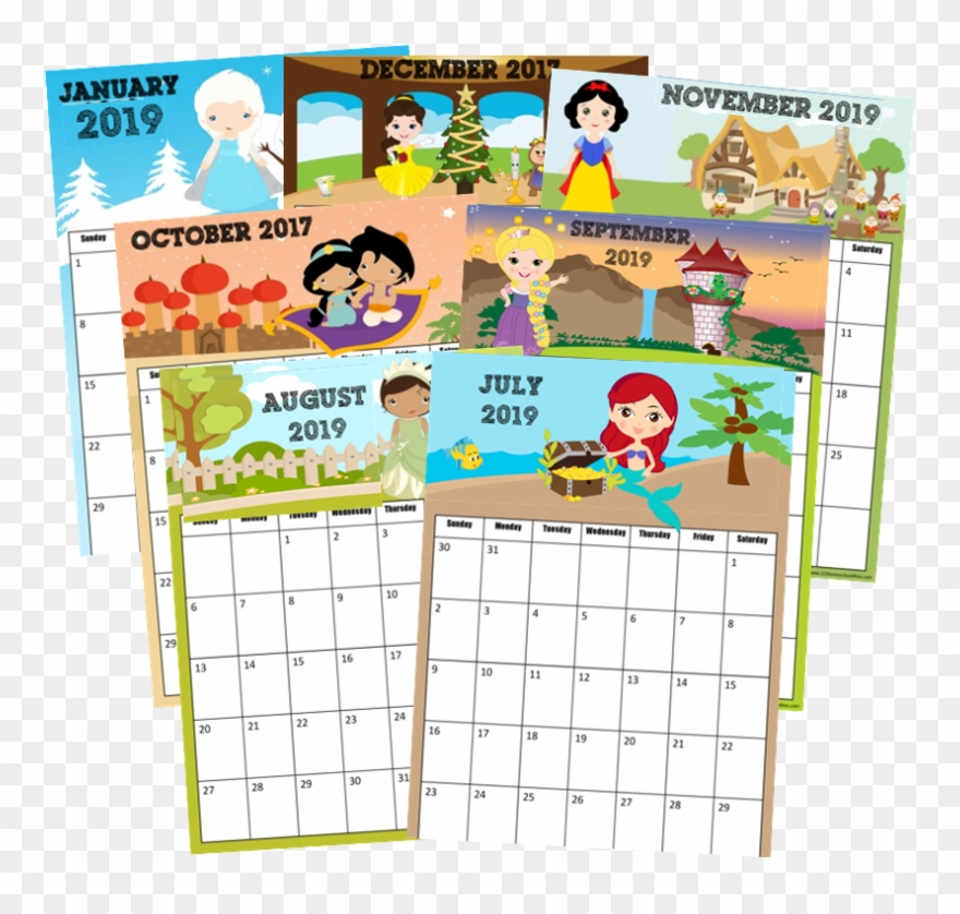 photograph about Disney Printable Calendar known as November 2018 Disney Calendar , Png Obtain - Free of charge