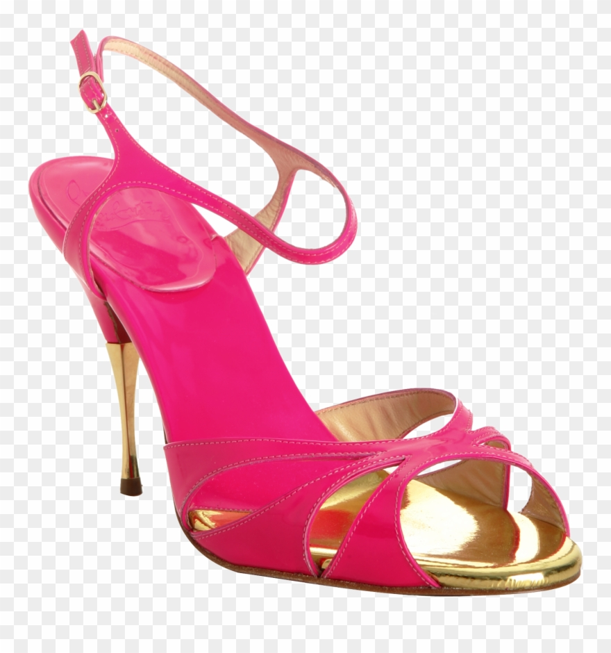 pink louboutin sandals