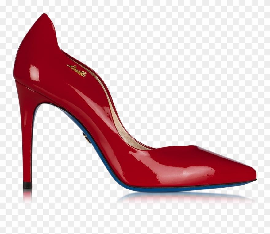Shoe Clipart De Charol Loriblu Zapatos Loriblu Zapatos De Tacón Rojo gxaznaA