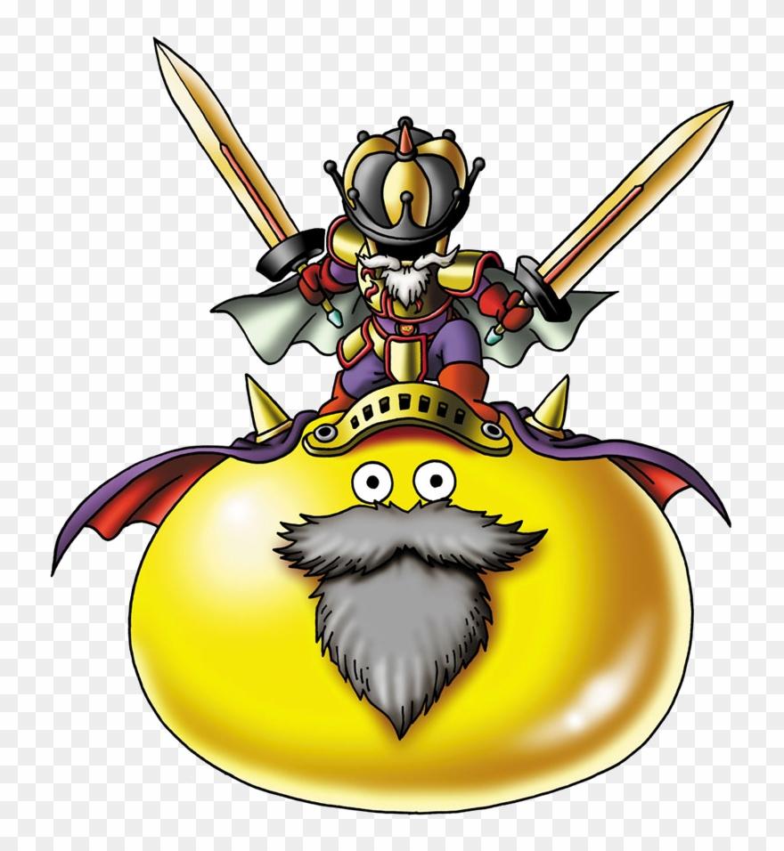 Prime Slime Dragon Quest 7 Monsters Clipart 2196712 Pinclipart