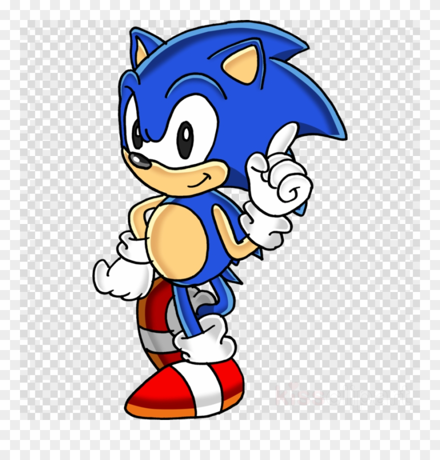 Classic Sonic The Hedgehog Png Clipart Sonic The Hedgehog Sonic The Hedgehog Transparent Png 2217606 Pinclipart