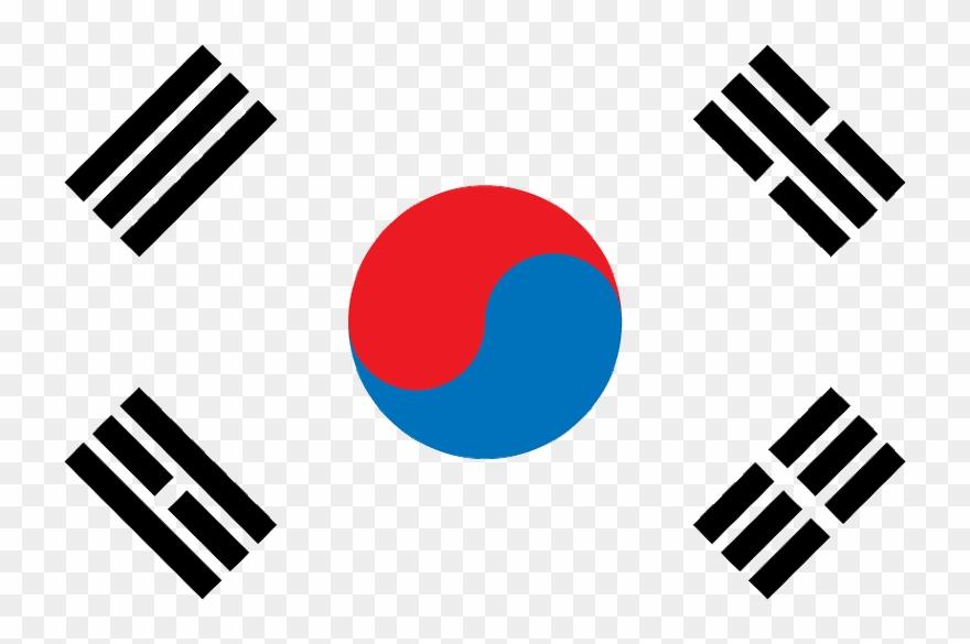 South Korea Flag Iphone Wallpaper Clipart 2239265 Pinclipart