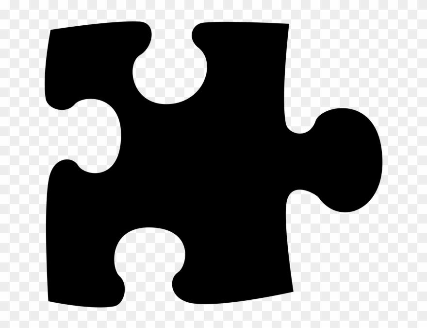 Puzzle Piece Png Clipart 2258321 Pinclipart