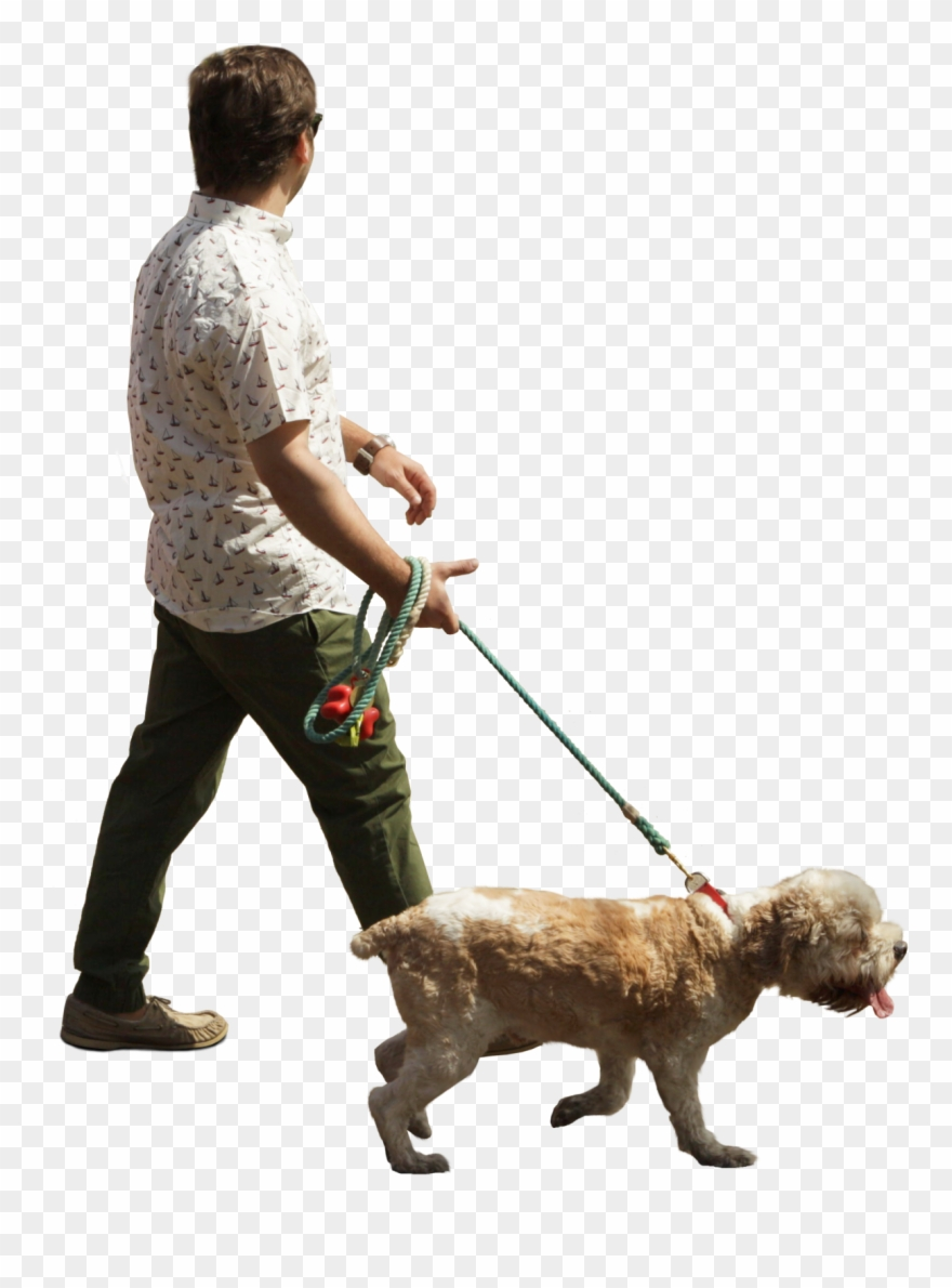 Person Walking Dog Png Clipart (#2289054) - PinClipart