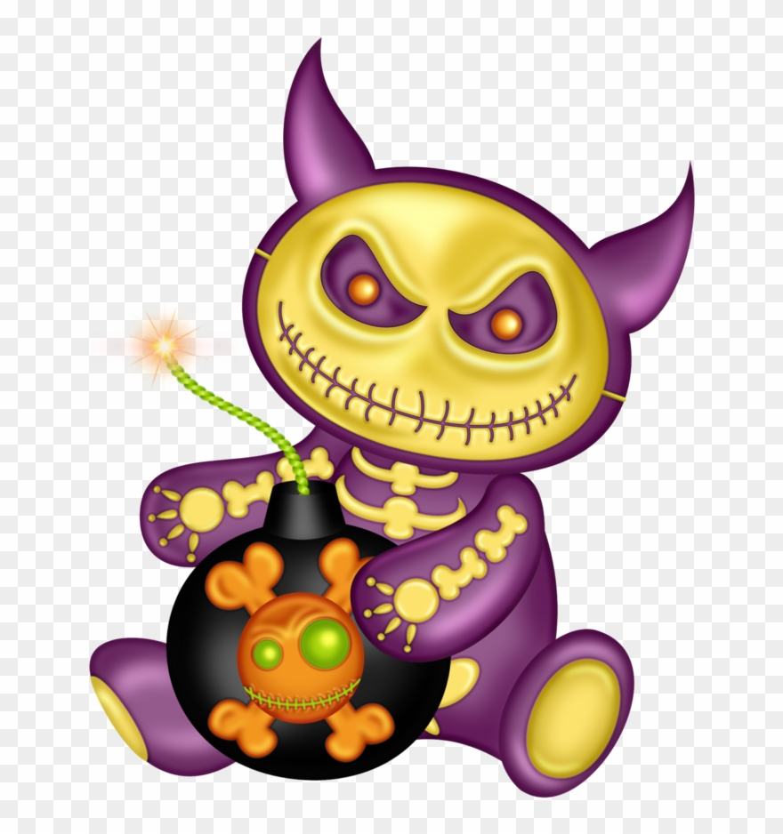 Halloween Scary Clipart.Halloween Clip Art Creepy Scary Creatures Clipart Halloween Png Download 233104 Pinclipart