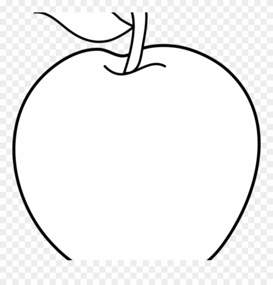 Apple clipart black and white apple clipart black and white apple