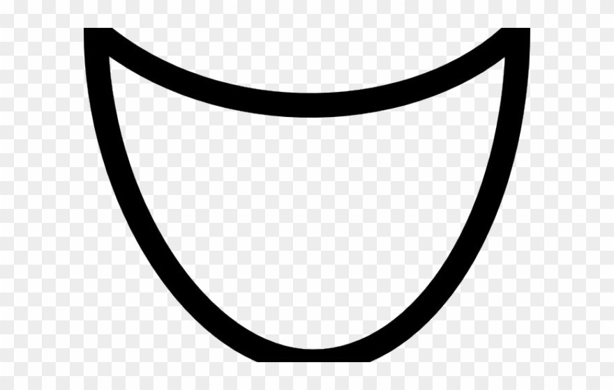 smile-mouth-clipart-black-and-white-cg_smile.gif 1,362×678 pixels | Clipart  black and white, Clip art, Mouth clipart