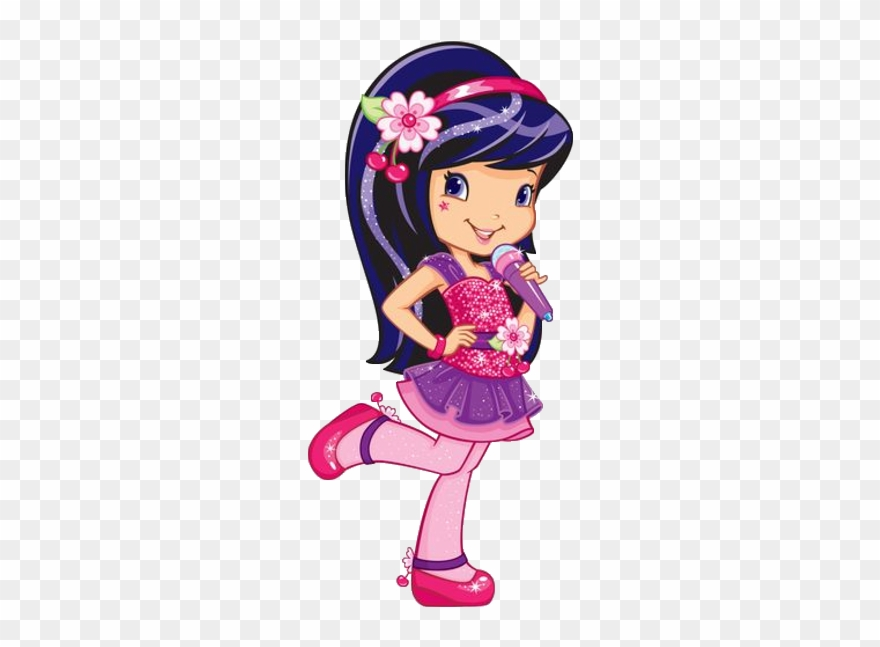 Strawberry Shortcake Musical Clip Art Images Free Cartoon