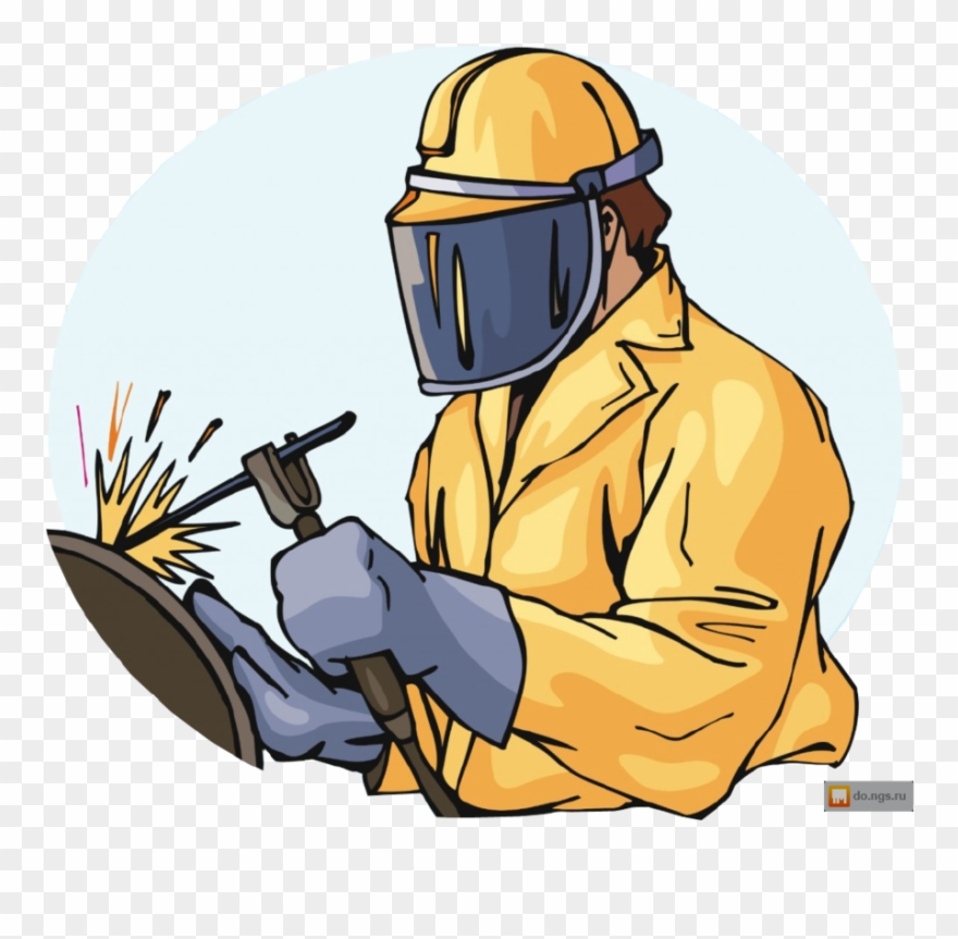 Welder Clipart Welding Clip Art Png Download 2308868 Pinclipart
