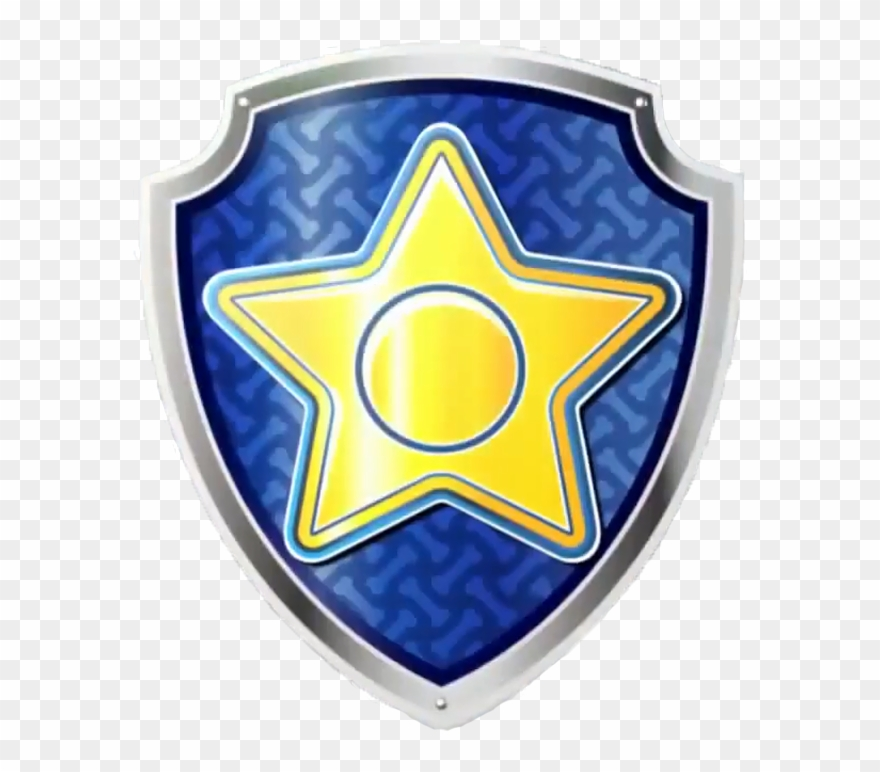 picture relating to Free Printable Paw Patrol Badges identified as Paw Patrol Badge For No cost Obtain Upon Ya Webdesign Clipart