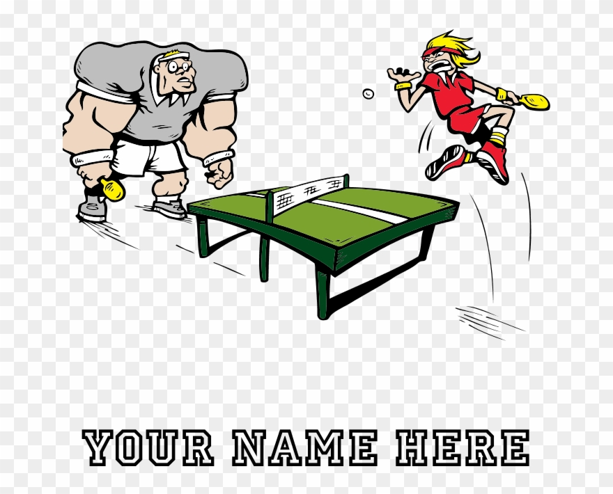 Incredible Custom Table Tennis Cartoon Drinking Glass Clipart 2362530 Home Interior And Landscaping Dextoversignezvosmurscom