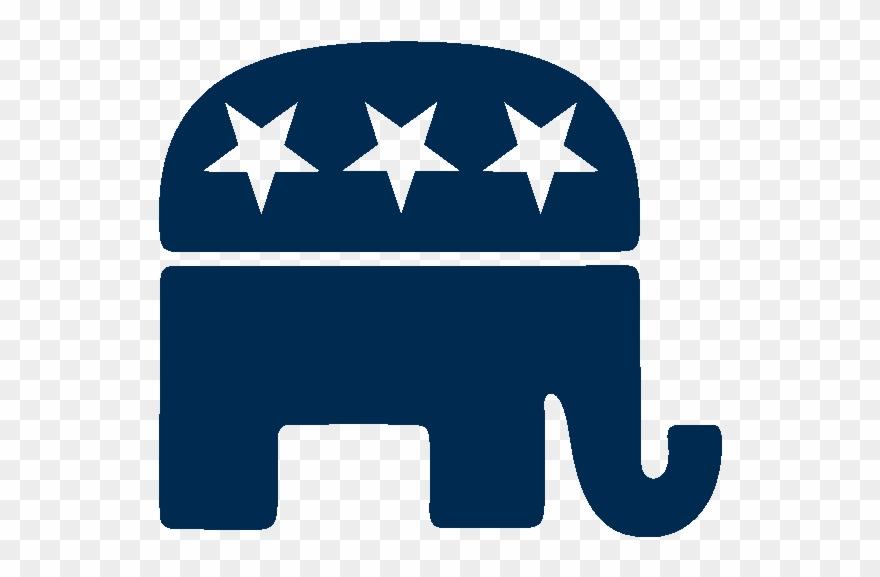 4ac592283 Republican Party Elephant Logo Clipart