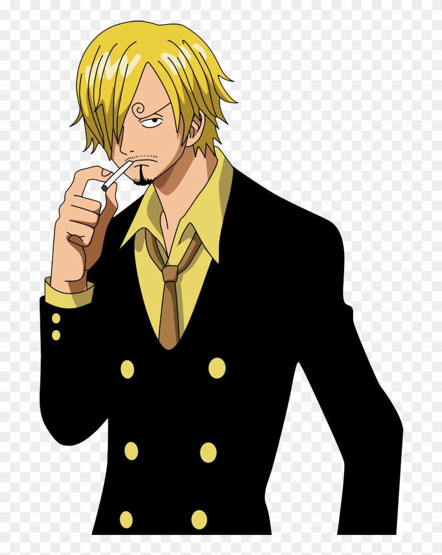 One Piece Sanji Png File Clipart 2376798 Pinclipart
