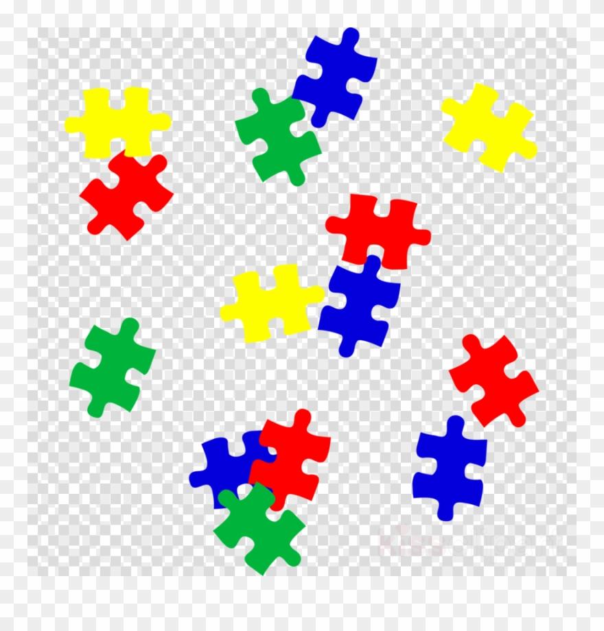 Puzzle piece autism awareness. Pieces clipart jigsaw puzzles