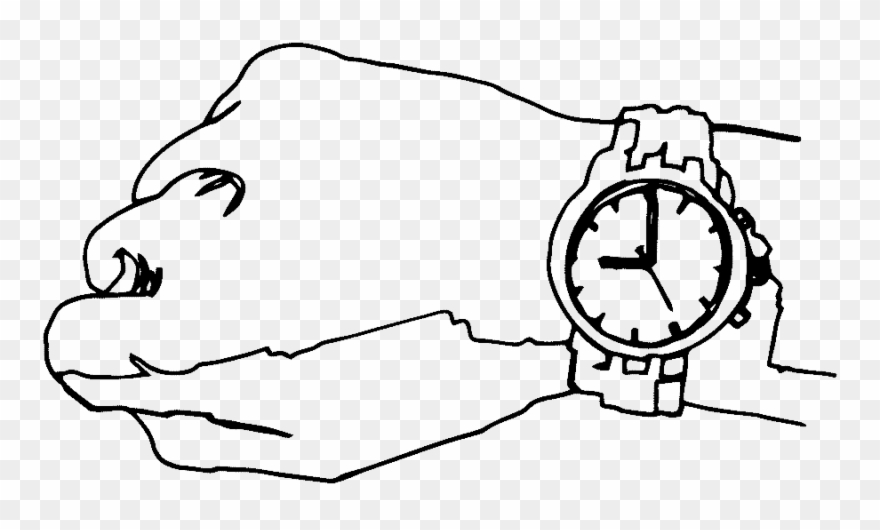 Print Print On Demand Page Wristwatch Clipart (#2387027) - PinClipart