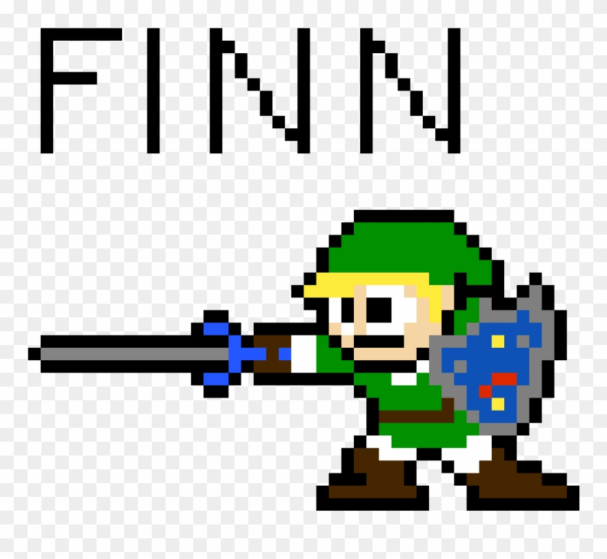 Link Pixel Art I Made For My Friend Clipart 2393034