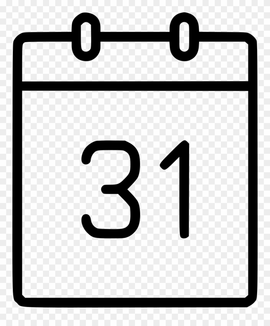 Calendar Date.Calendar Date Schedule Event Month Year Svg Png Icon Clipart
