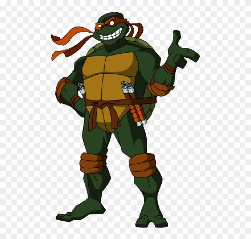 Tmnt Png Clipart Michelangelo Raphael Teenage Mutant Ninja