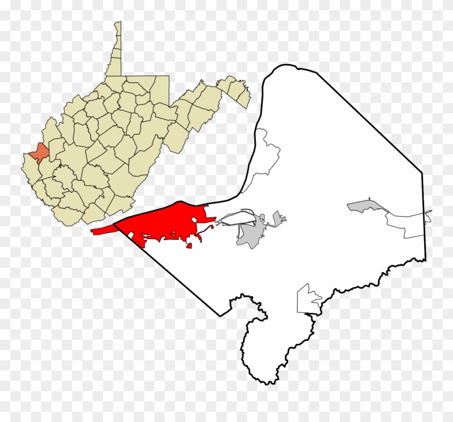 Cabell County West Virginia Incorporated And Unincorporated