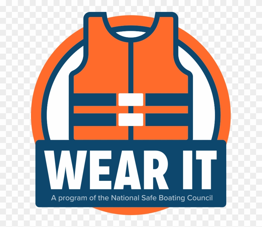 Wearing A Life Jacket Is The Simplest Way To Ensure Clipart 2438247 Pinclipart