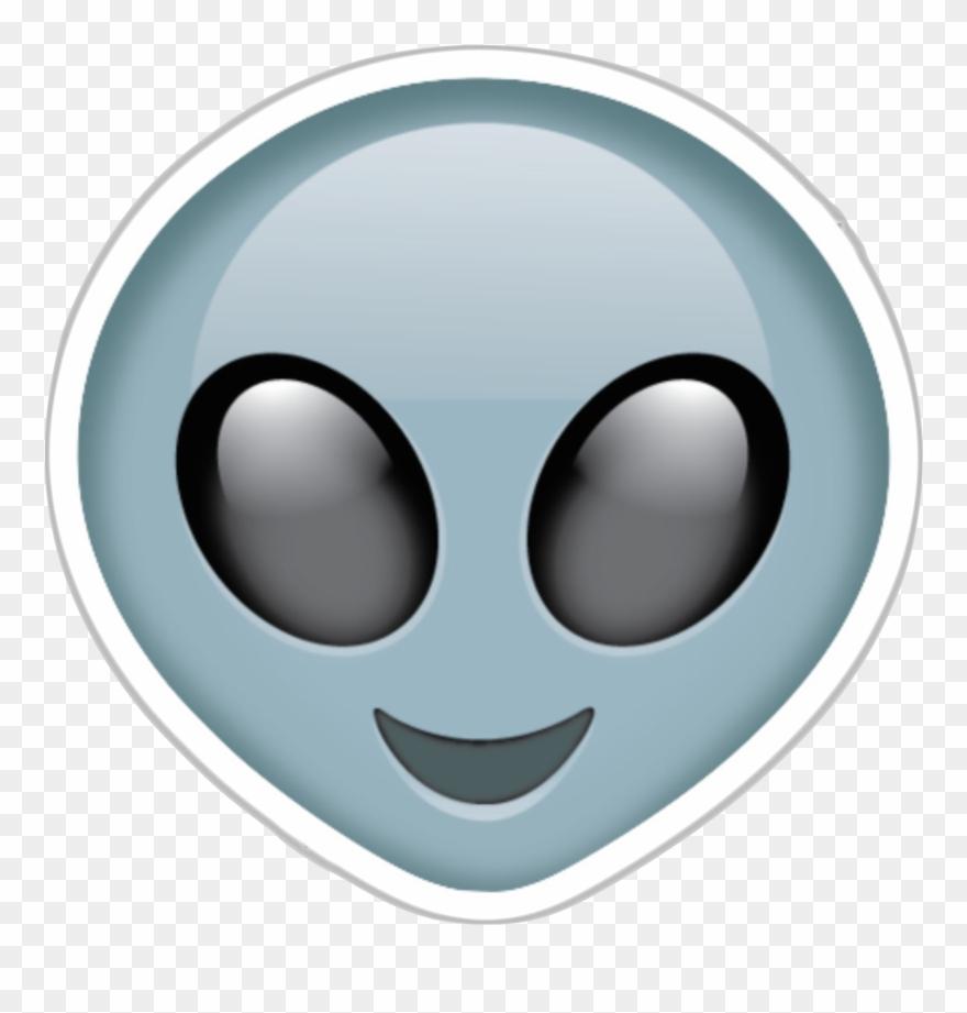 Alien Emoji Iphone Download Clipart (#2446175) - PinClipart
